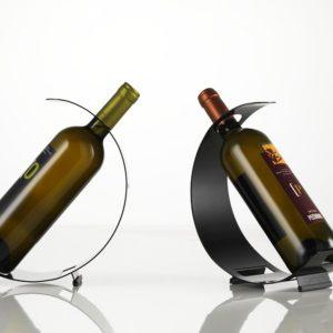 Espositore per bottiglia vino da tavolo | Mipiacemolto