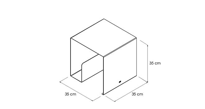 TAVOLINO-CUBIK_disegno-tecnico | Mipiacemolto