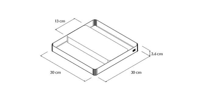 CENTRAL-PARK-VASSOIO_disegno-tecnico | Mipiacemolto