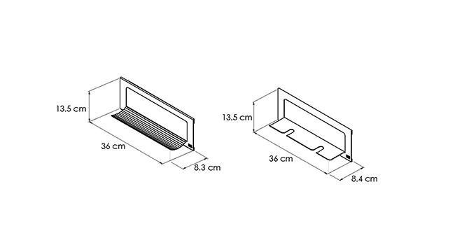 PORTABOTTIGLIE-PORTACALICI-FRAME_disegno-tecnico | Mipiacemolto
