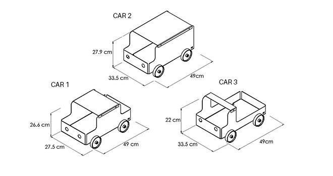 PORTAOGGETTI-CAR_disegno-tecnico | Mipiacemolto