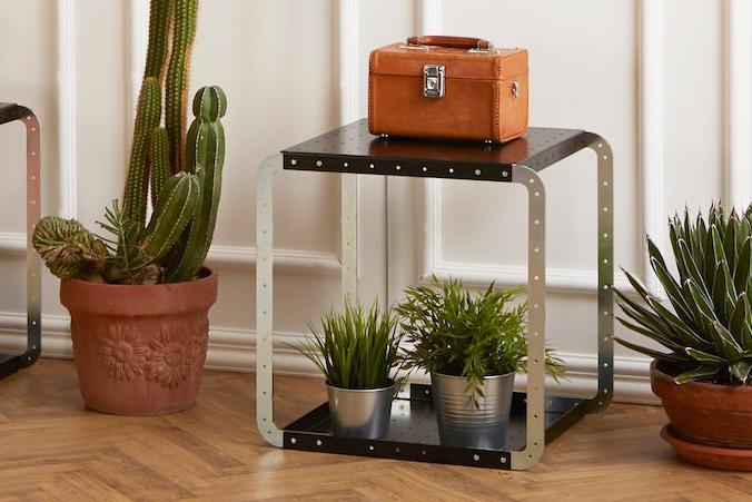 Tavolino rettangolare componibile mekkano mipiacemolto