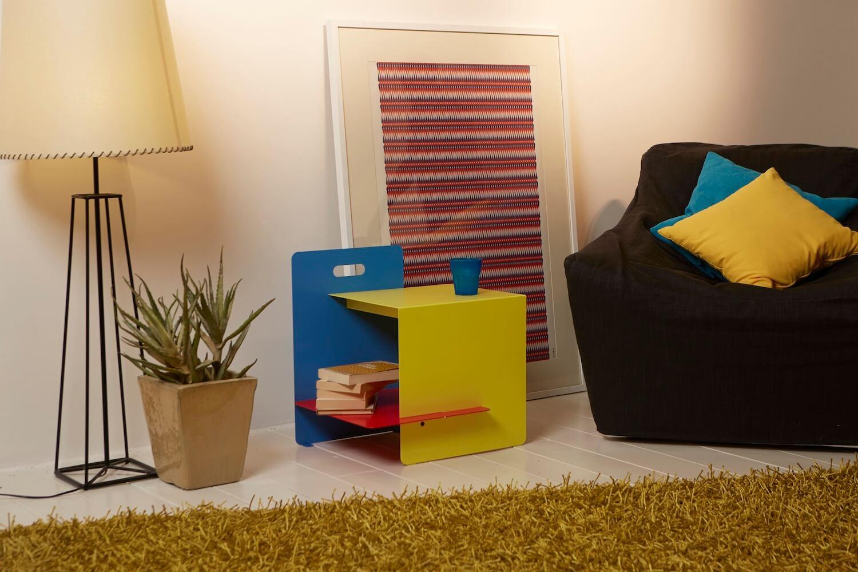 Tavolino dal design moderno per salotto WATERFALL | Mipiacemolto