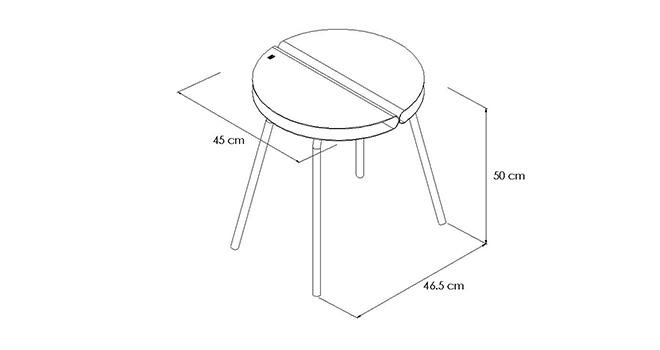 TAVOLINO-ASPIRINO_disegno-tecnico | Mipiacemolto