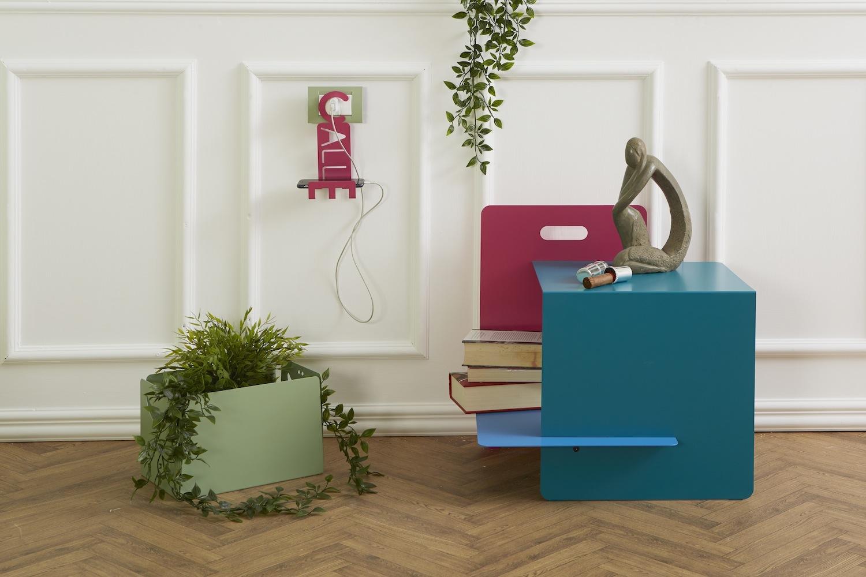 Tavolino design moderno da salotto waterfall mipiacemolto