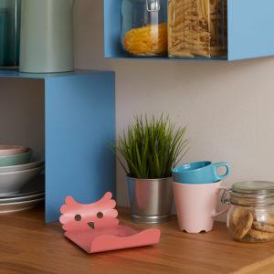Utensili da cucina originali e colorati