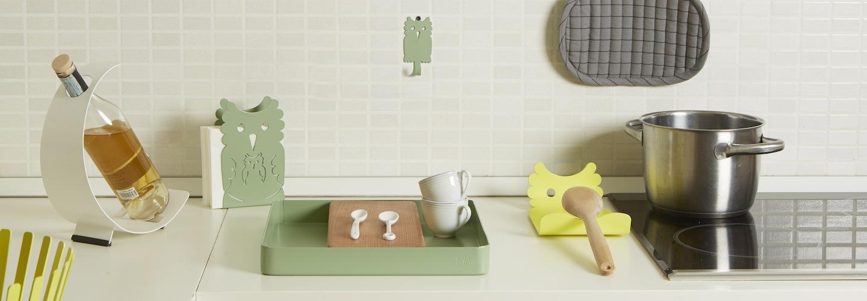 Utensili da cucina e portabottiglie design | Mipiacemolto