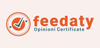 Feedaty opinioni certificate | Mipiacemolto