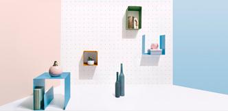 Moodboard ispirazioni per decorare le pareti | Blog Mipiacemolto