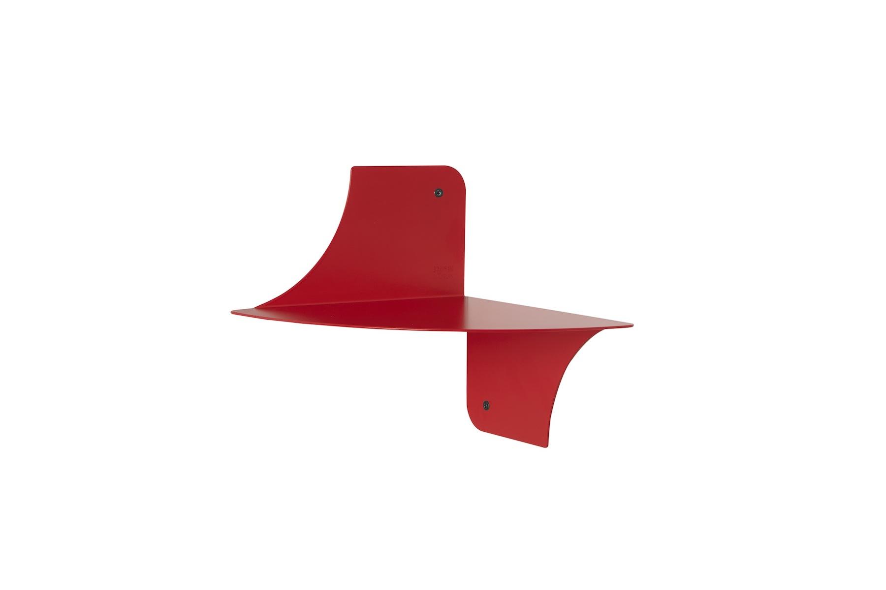 Mensole Angolari Colorate.Mensola Angolare Design Salvaspazio Mipiacemolto