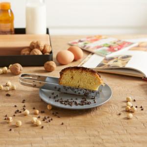 Pinza per dolci in acciaio inossidabile lucido | Mipiacemolto