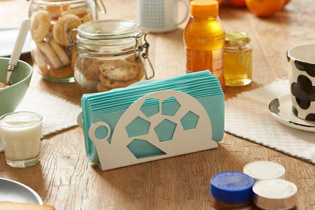 LUMACA design napkin holders for table