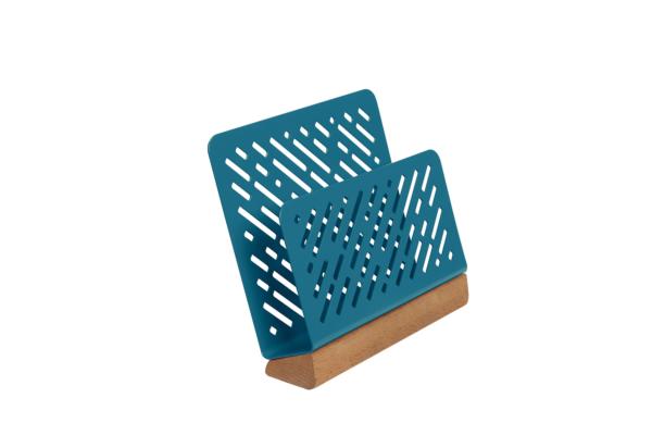 Porta tovaglioli in metallo per decorare la casa e il tavolo da pranzo Cgration