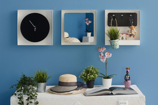 set decorazione da parete da ingresso